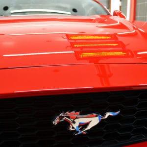 Детейлинг Ford Mustang