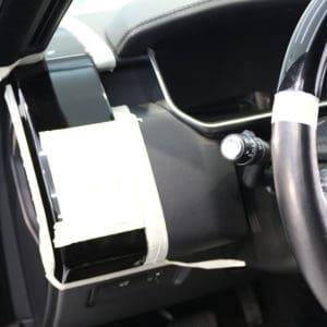 Полировка в салоне автомобиля