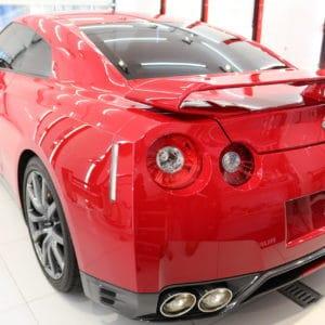 кварцевая защита Nissan GT-R