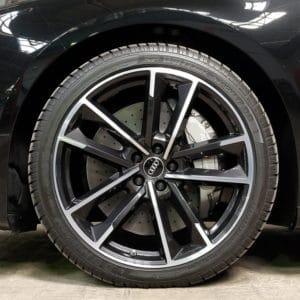 Детейлинг дисков Audi