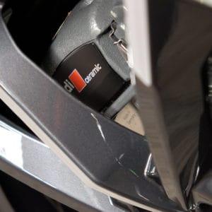 Защита дисков Audi