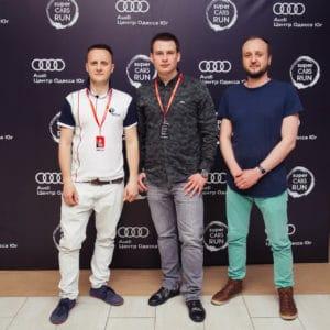 OdessaSuperCarsRun 2017