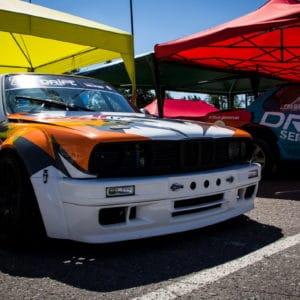 Ukrainian Drift Challenge 2017