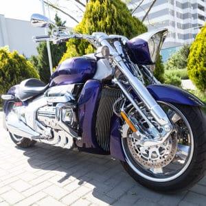 Кварцевое покрытие для мотоцыкла