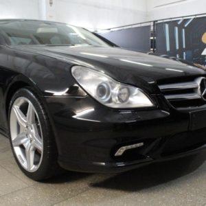Детейлинг Mercedes