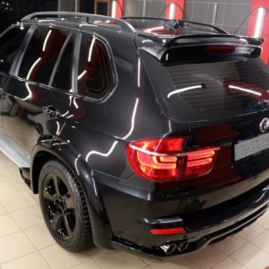 Защитное покрытие BMW