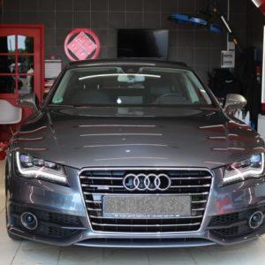 Детейлинг Audi