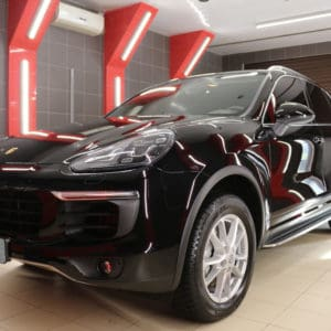 Cayenne Beauty Car Garage