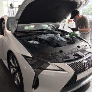 Lexus LC500 в Украине