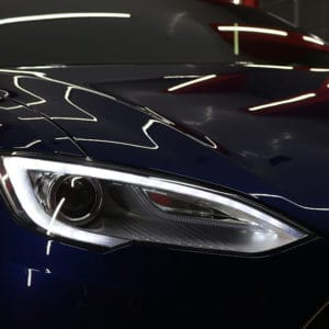 Автомобиль под защитным покрытием