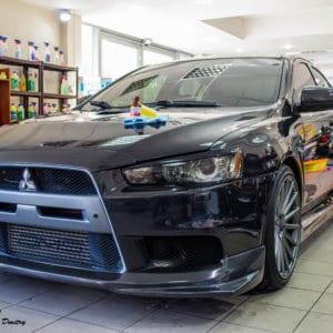 Beauty Car Garage Evolution