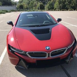 Закрытая презентация BMW i3 и i8 в Днепре