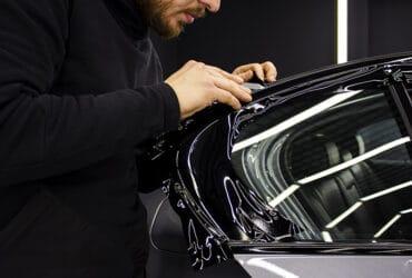 бронепленка BMW