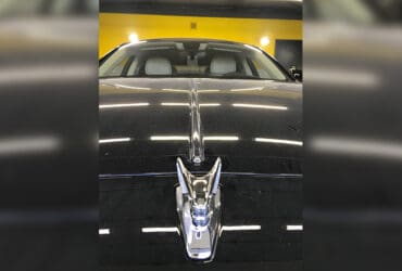 приемка Bentley Flying Spur