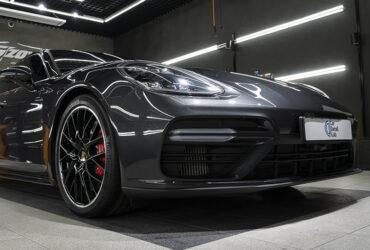 детейлинг Porsche Panamera