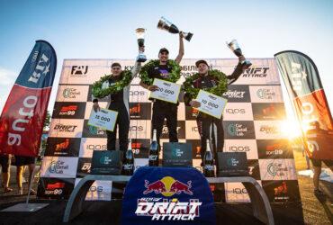 Победители гонок RTR Drift Attack 2020