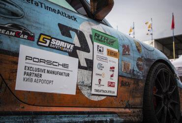 Time attack соревнования в Киеве