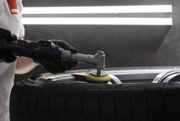 полировка автомобильных дисков BMW