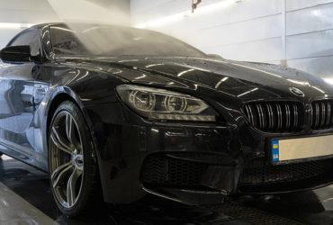 мойка BMW