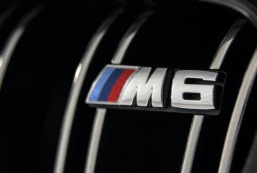 значок BMW M6