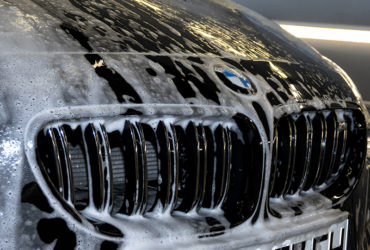 решетка радиатора BMW