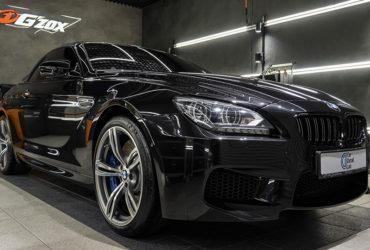 детейлинг BMW M6