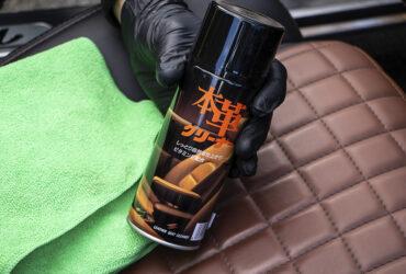 средство для чистки кожанного салона