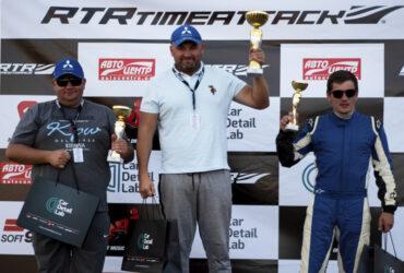 победители фестиваля гоночных автомобилей