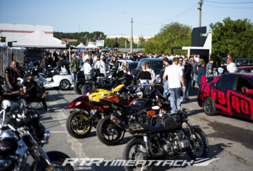 Выставка мотоциклов