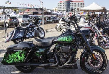стайлинг гоночного мотоцикла