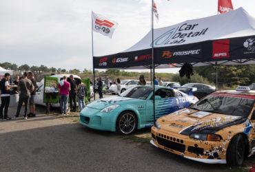 тент CDL и гоночные автомобили
