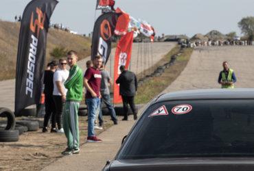 гонки тайматак на 6-м километре в Одессе