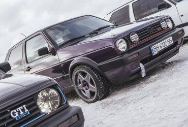 автомобили Volkswagen с низким клиренсом