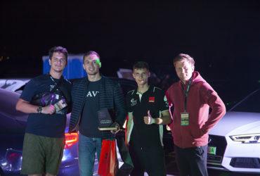 партнеры фестиваля VAG Odessa награждают победителей