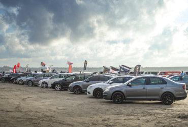 фестиваль автомобилей концерна VAG