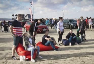 гости автомобильного фестиваля