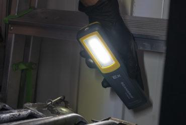удобный ручной фонарь Scangrip
