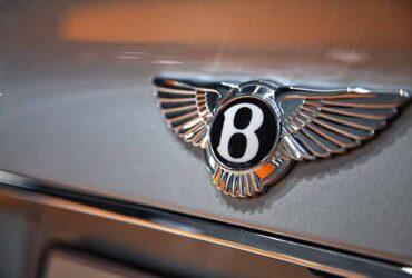 значок Bentley