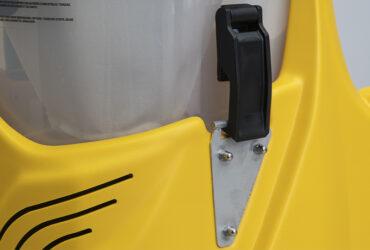 крепление бака для воды в парогенераторе Black Hawk