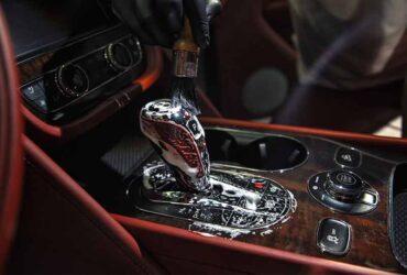 коробка передач Bentley Bentayga