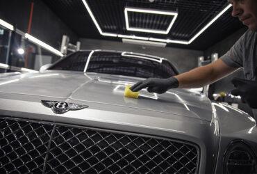 кварц для кузова Bentley Bentayga