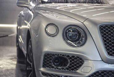 авто Bentley Bentayga