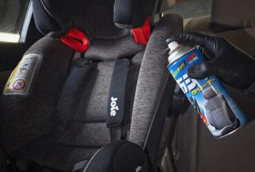 New Fabric Seat Cleaner и чистка детских автокресел
