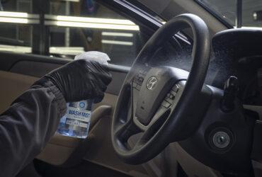 Wash Mist для дезинфекции автомобильного салона