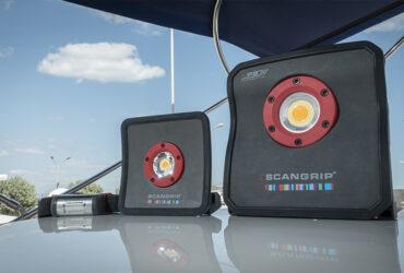 линейка осветителей Scangrip Colour Match
